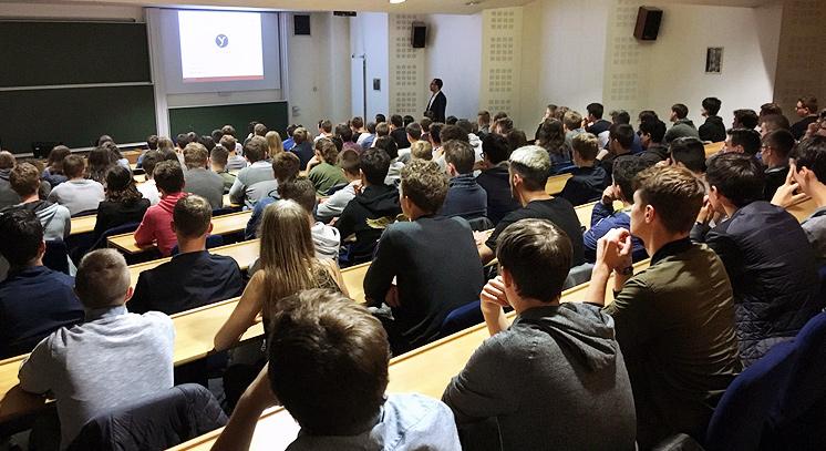Rentree 2017 en école d'ingénieurs à Brest