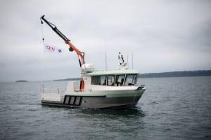Moyen d'essai en mer