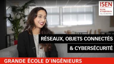 réseaux objets connectés cybersécurité