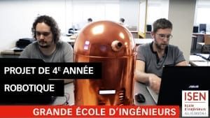 Devenir ingénieur robotique