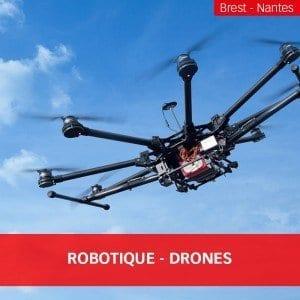 Ingénieur Robotique - Drones