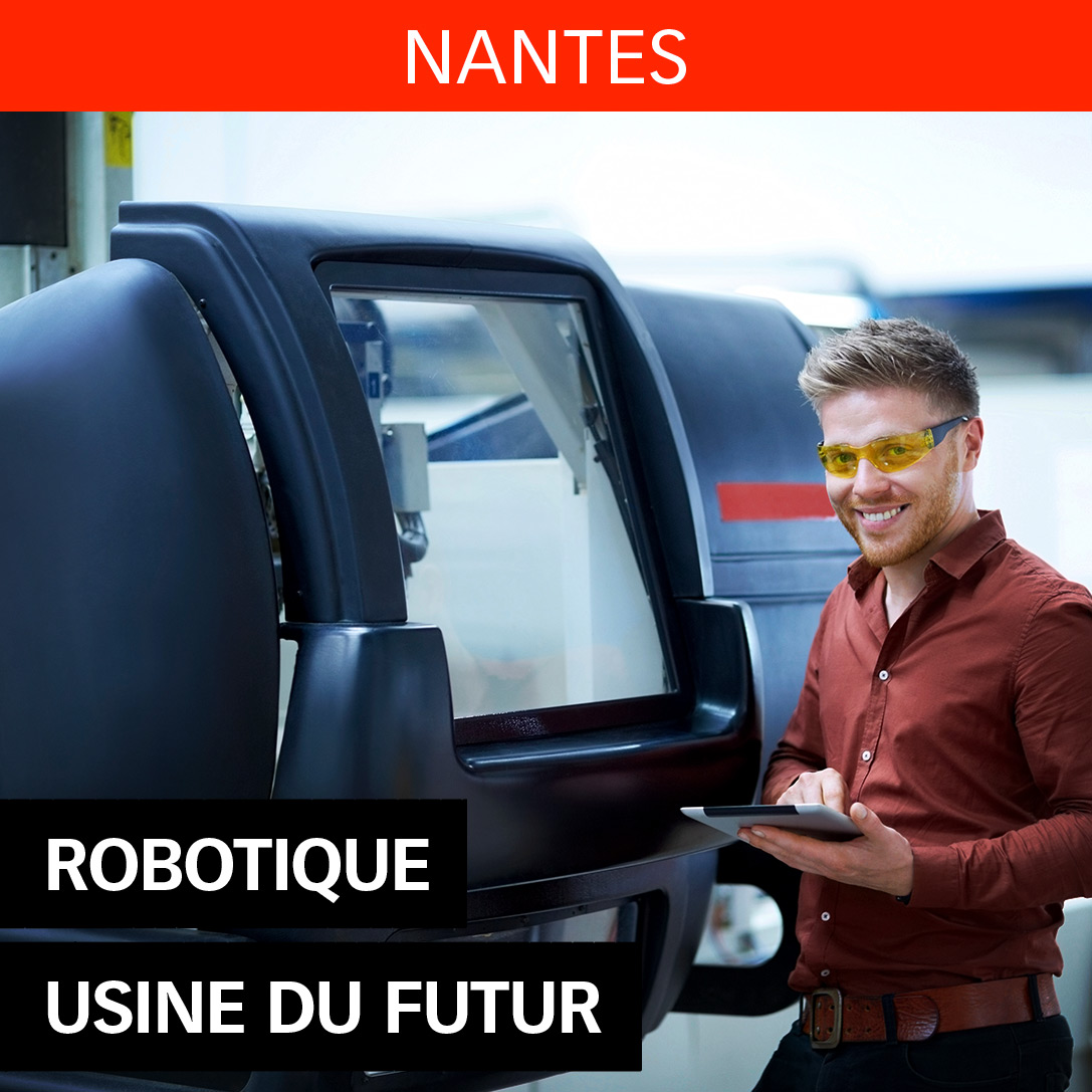 Ingénieur usine du futur