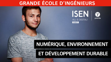 ingénieur environnement et numérique
