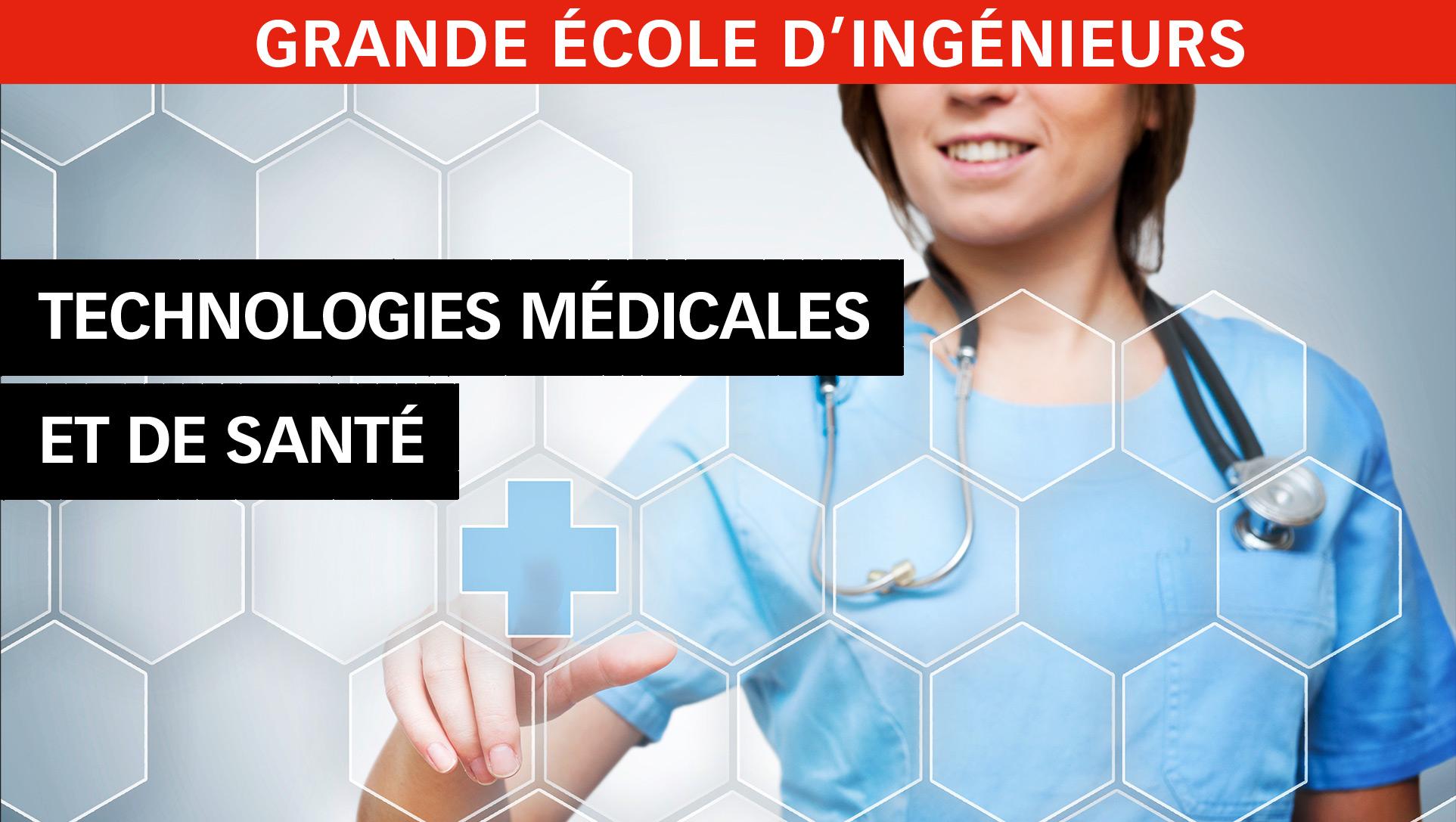 Ingénieur Technologies de santé