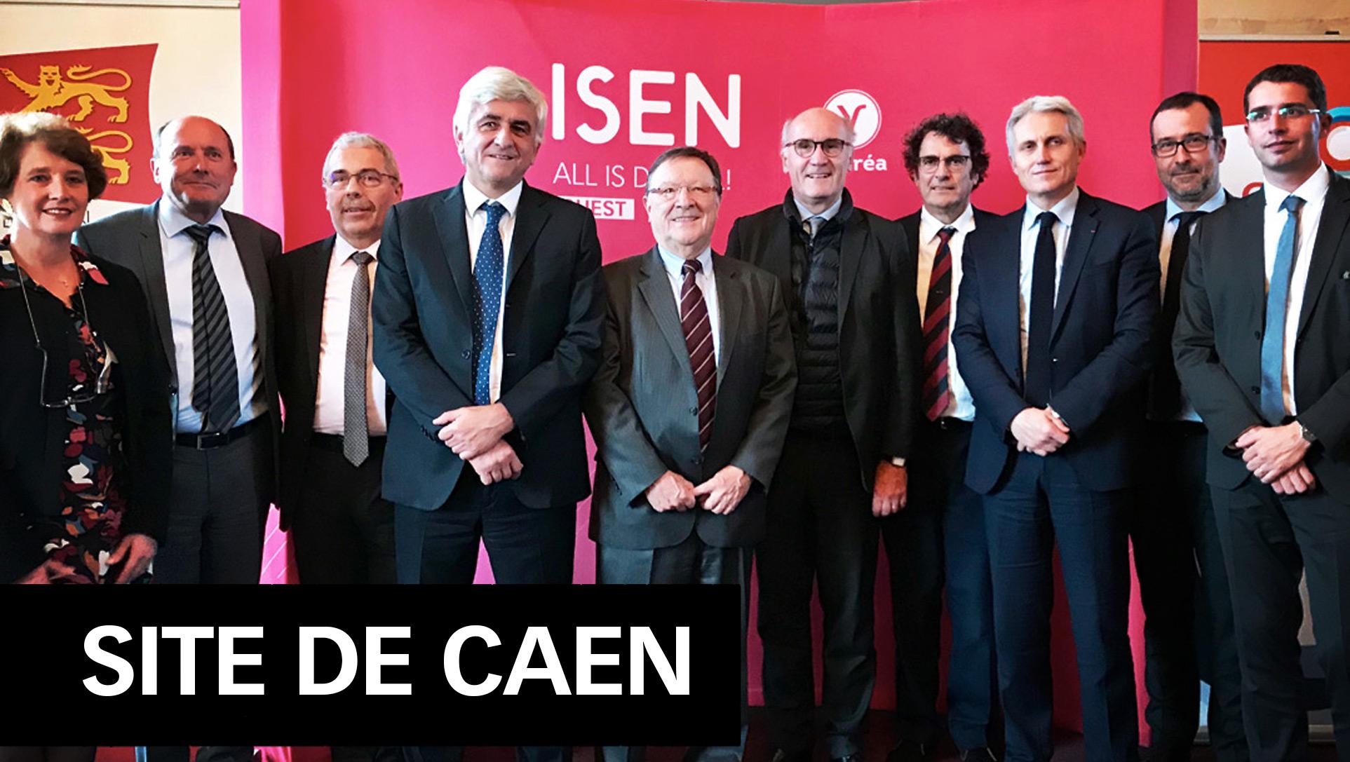école d'ingénieurs Caen
