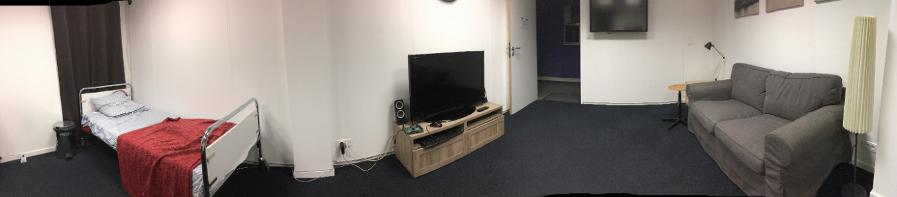 chambre connectée