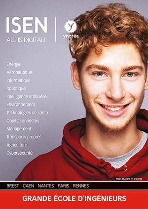 Brochure ISEN Ouest 2020-2021