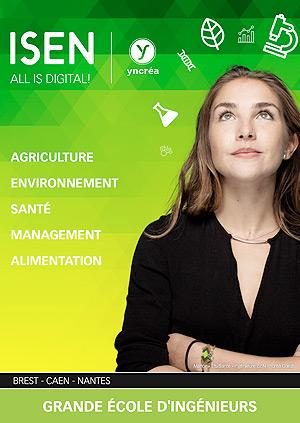 Brochure ISEN SVT et Technologies